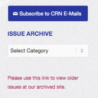 Issue Archive