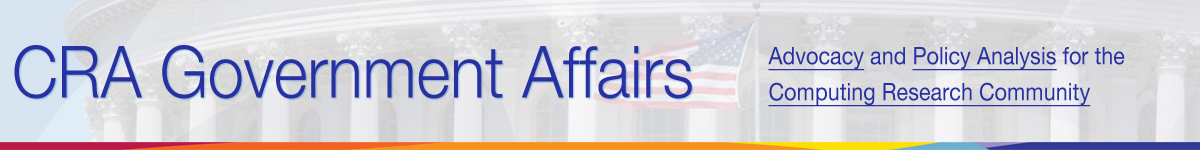 CRA: Government Affairs