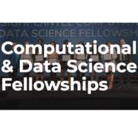 Computational and Data Science Fellowships